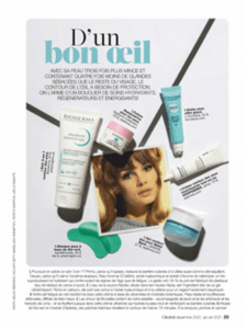 Coverage in Clin d'Oeil