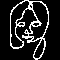 HairRoutine_Logo1_WHITE